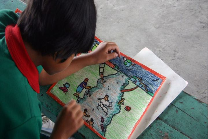 Paramount School-Drawing Activity