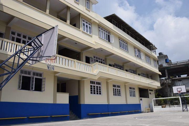 Paramount School-School Building
