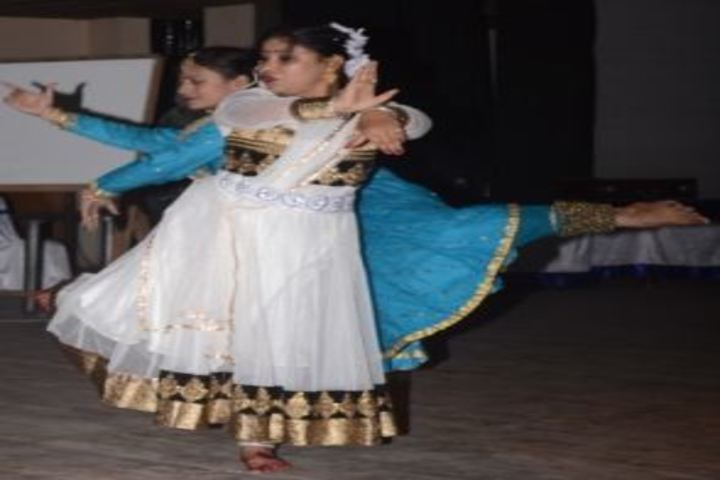 Bharat Academy and Sciences-Dance