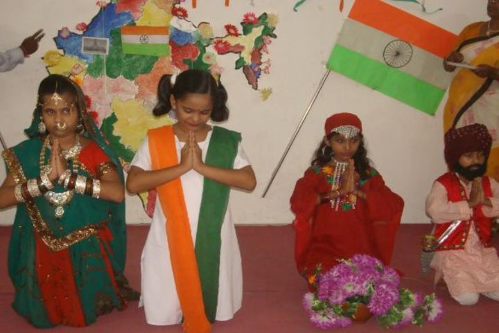 Bharat Academy and Sciences-Independence Day Celebrations