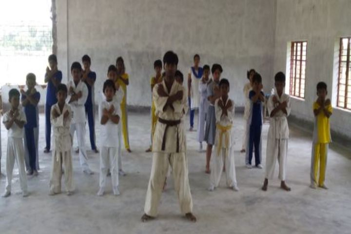Bharat Academy and Sciences-Karate