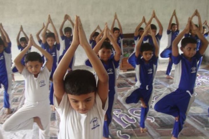 Bharat Academy and Sciences-yoga