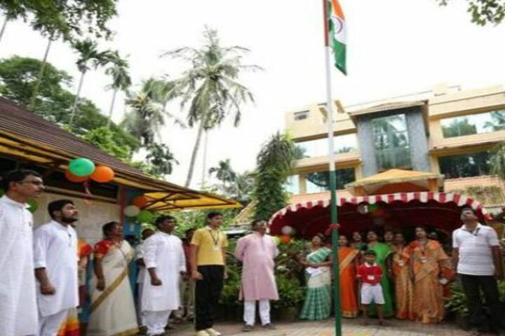 P P Memorial Academy-Independence Day