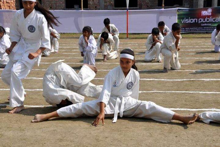 P P Memorial Academy-Karate