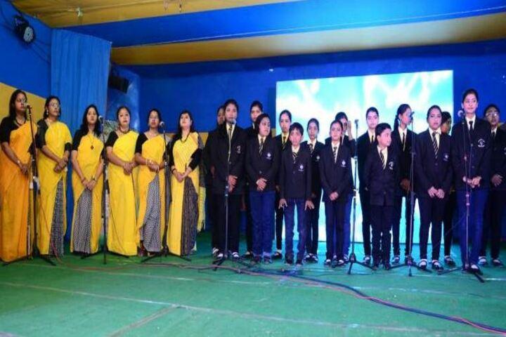 P P Memorial Academy-Singing