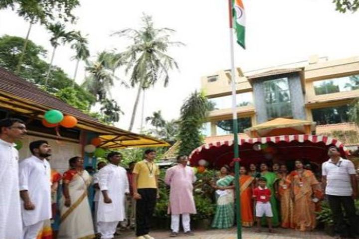 P P Memorial Academy-Independence Day Celebrations
