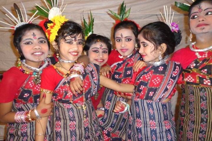 Egra Public School-Dance Team