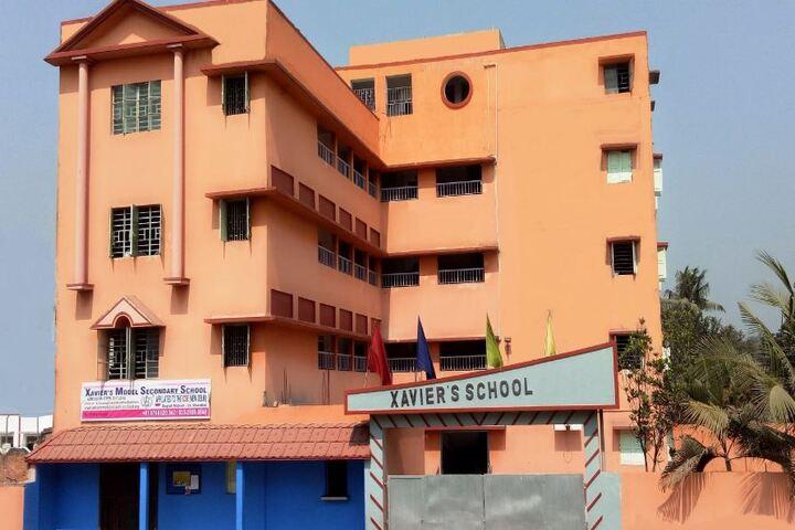 XavierS Model Secondary School-Campus