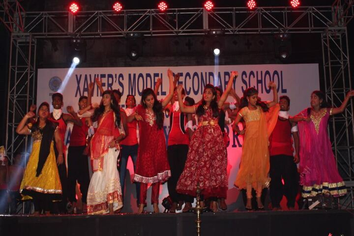 XavierS Model Secondary School-Dance