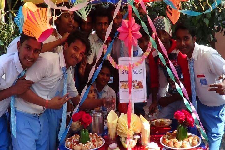 XavierS Model Secondary School-Food Carnival