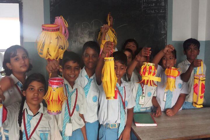 XavierS Model Secondary School-Paper Craft