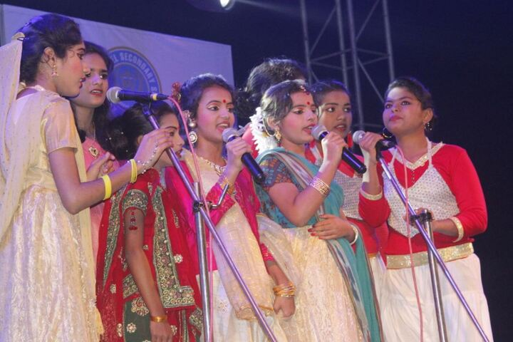 XavierS Model Secondary School-Singing