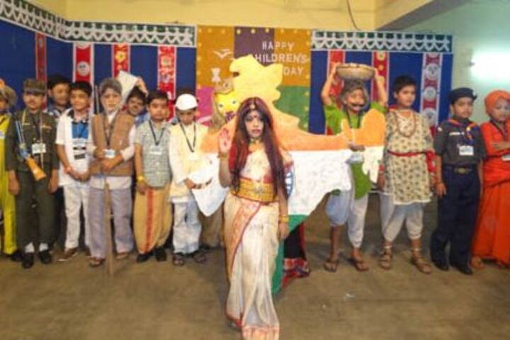 Agrasain Boys School-Childrens Day Celebrations