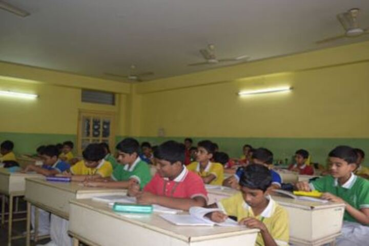 Agrasain Boys School-Class Room