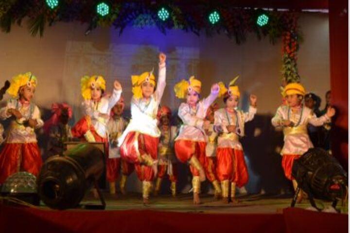 Agrasain Boys School-Dance