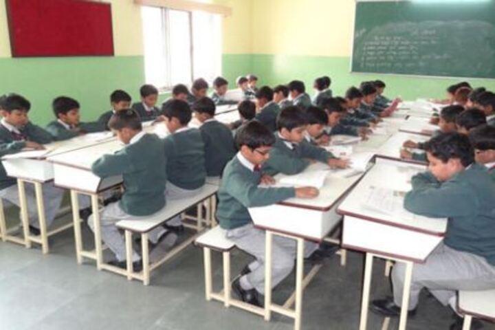 Agrasain Boys School-Library