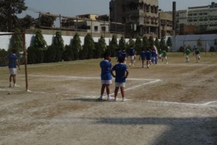 Agrasain Boys School-Play Ground