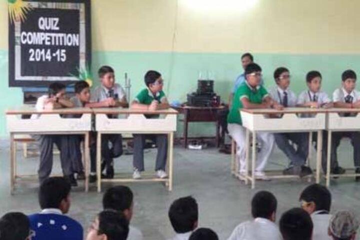 Agrasain Boys School-Quiz