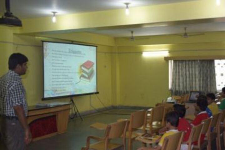 Agrasain Boys School-Seminar Hall