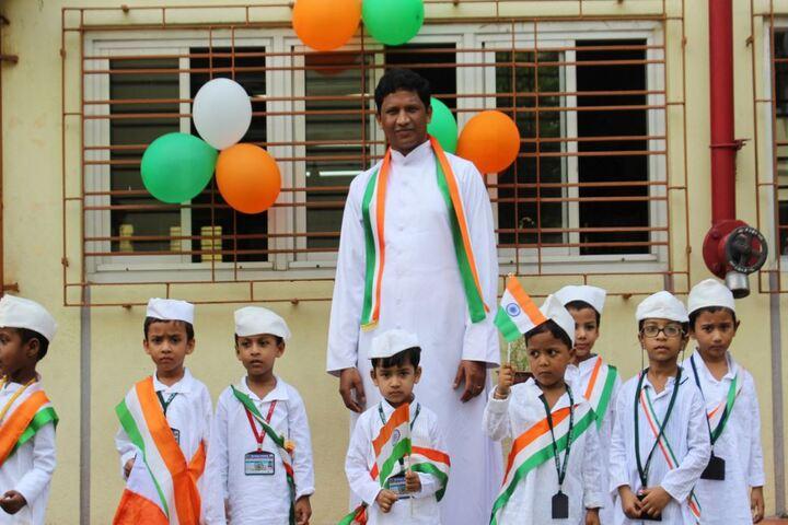 De Paul School-Independence Day