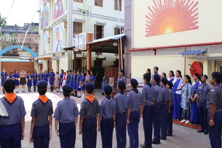 De Paul School-Scouts and Guides