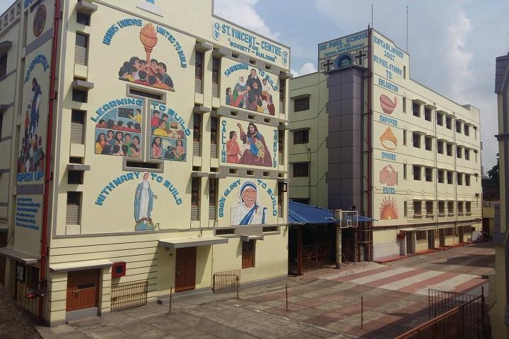 De Paul School-Campus