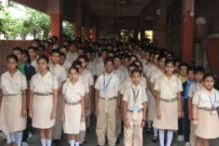 Howard Memorial School-Assembly