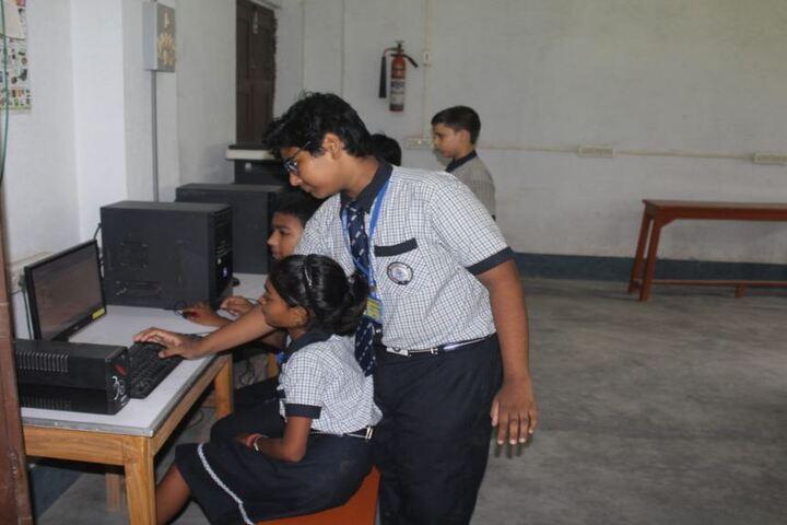 Howard Memorial School-Computer Lab