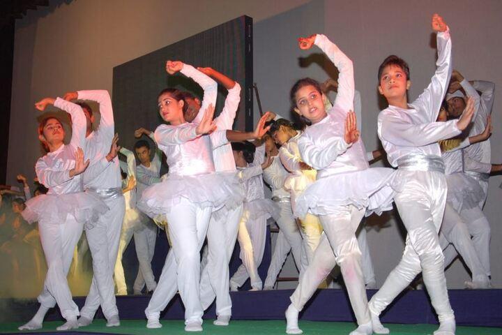 Howard Memorial School-Dance