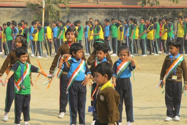 Howard Memorial School-Independence Day Celebrations