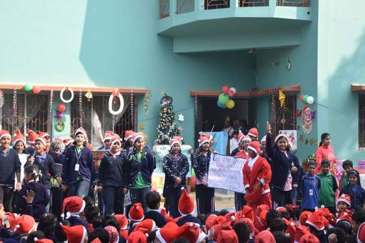 St JosephS School-Christmas Celebrations""