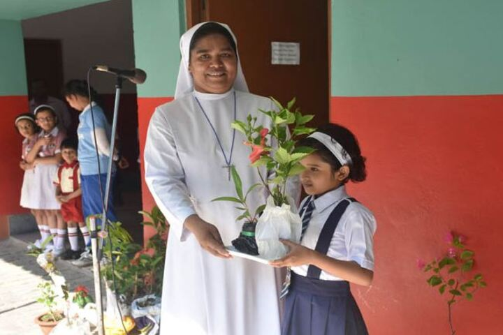 St JosephS School-Earth Day Celebration""