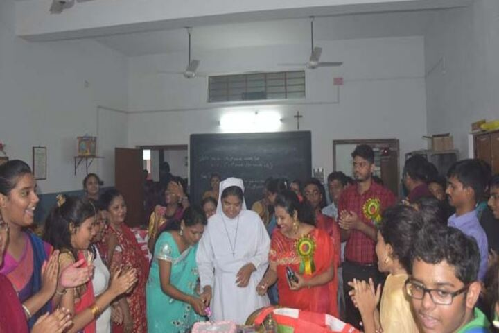 St JosephS School-Teachers Day Celebrations""