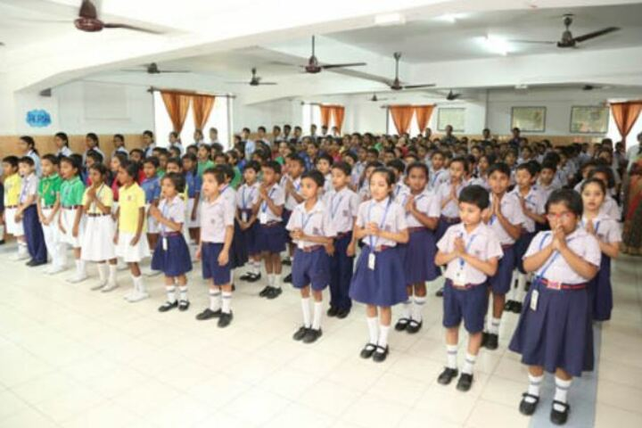 Childrens Foundation School-Assembly
