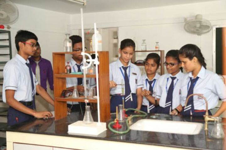 Childrens Foundation School-Chemistry Lab