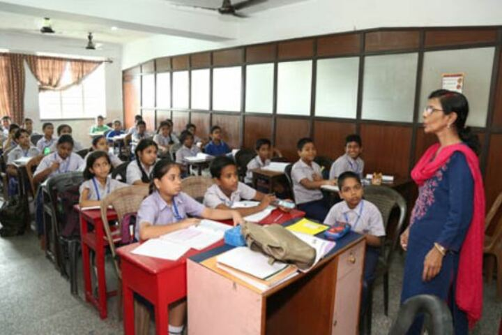 Childrens Foundation School-Class Room
