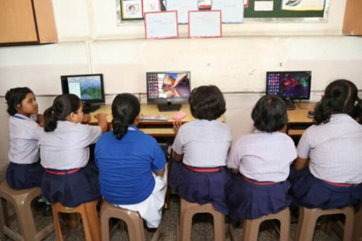 Childrens Foundation School-Computer Lab