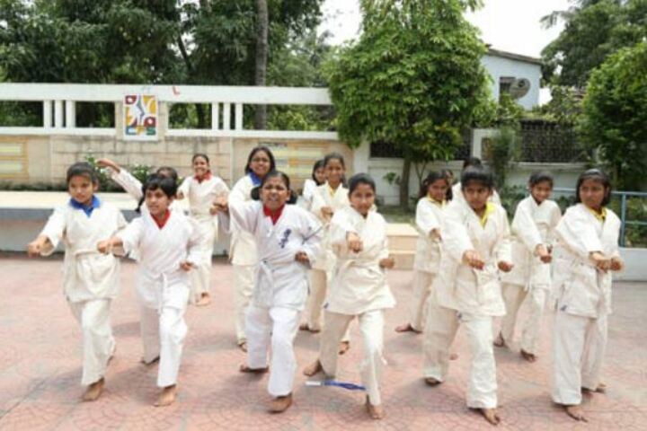 Childrens Foundation School-Karate