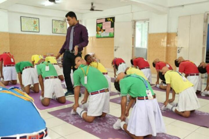 Childrens Foundation School-Yoga