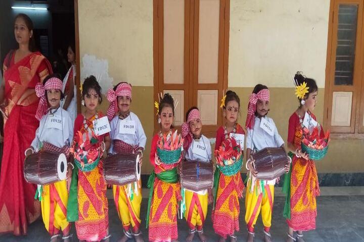 Ideal Mission School-Fancy Dress
