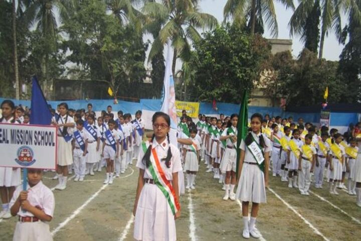Ideal Mission School-Independence Day