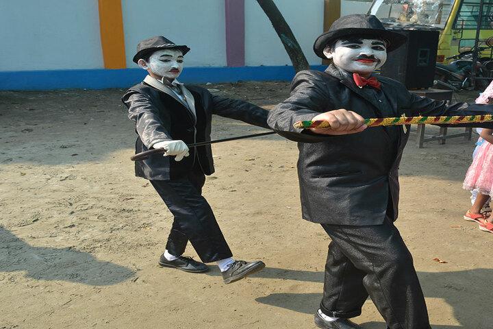 Vikramshila Academy-Dance