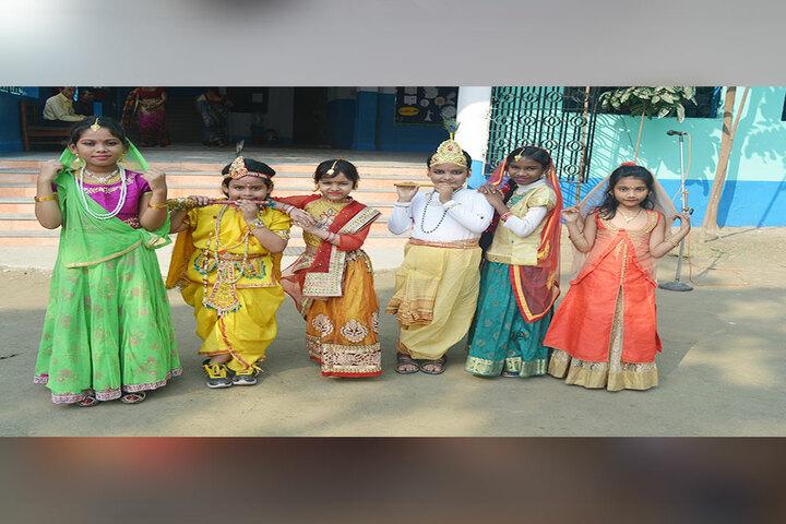 Vikramshila Academy-Festival Celebration