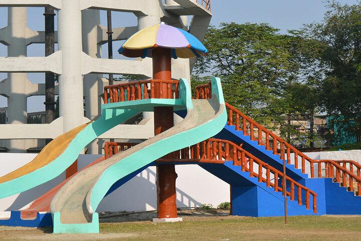 Vikramshila Academy-Play Area