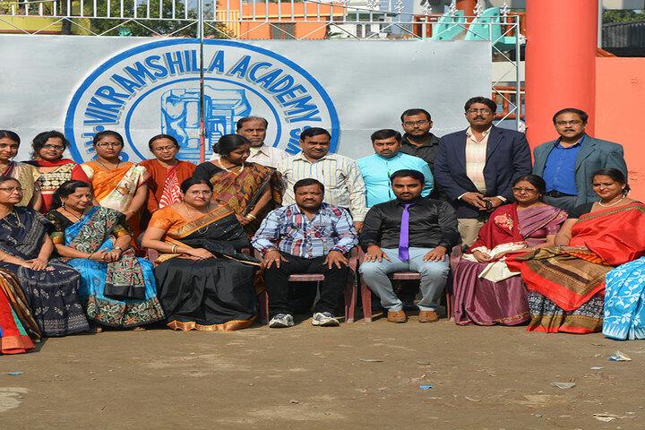 Vikramshila Academy-Staff
