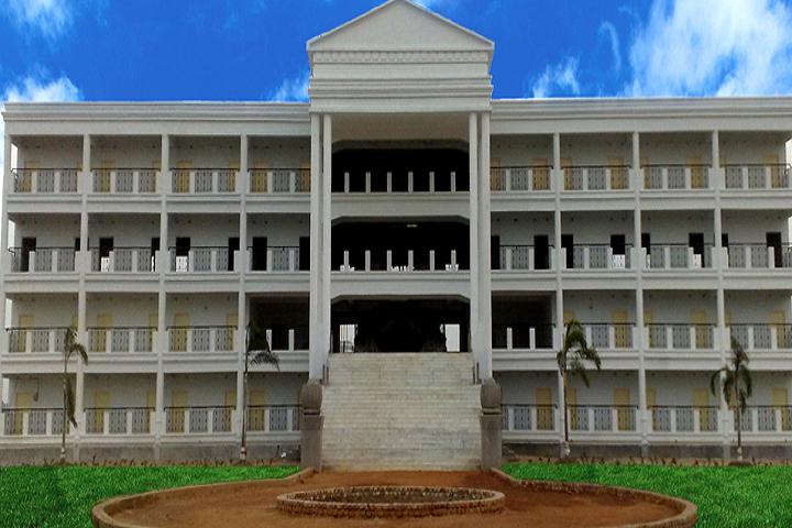 Camellia International School-Campus