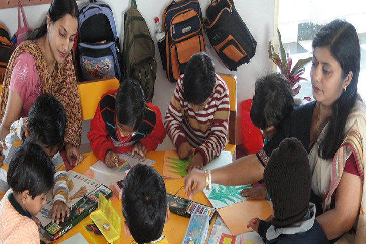 Camellia International School-Drawing Competition