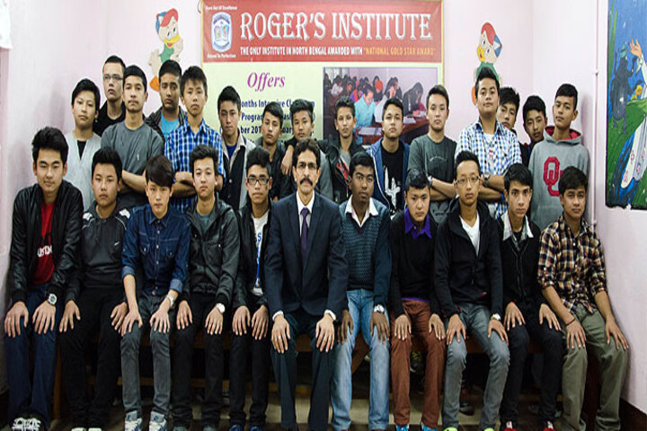 Rogers Academy-Group Photo