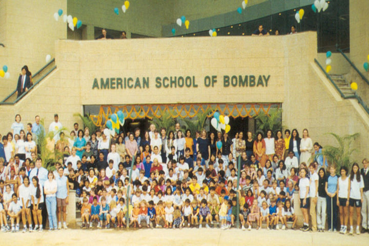 American School of Bombay-Campus