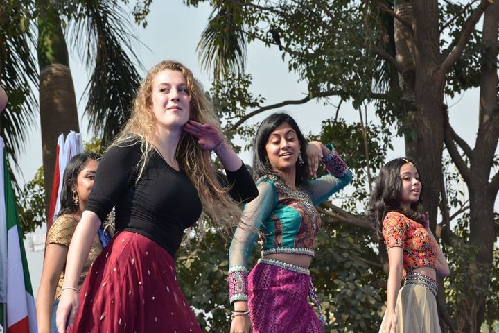 American School of Bombay-Dance Activity